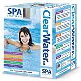 Bestway 1/2 Size Spa Starter Kit Clearwater & Bestway Lay-z-spa Floor Protector