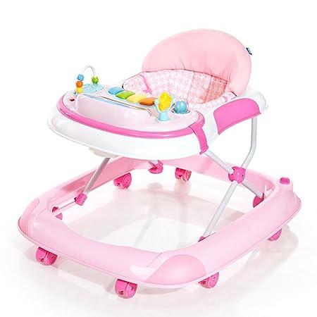 ZGP &Cochecito de bebé Bebé Andador Puede Tocar El Piano ...