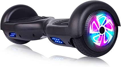 HOVERBOARD 6,5 Électrique Scooter Roues lumières E-Scooter Trottinette électrique pour enfants