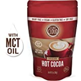 Coconut Cloud: Dairy-Free Instant Hot Cocoa Mix | Natural, Delicious, Rich, Creamy Chocolate | Women Owned, Made in Colorado from Premium Coconut Milk Powder (Vegan, Non-GMO, Gluten Free) 21 Servings