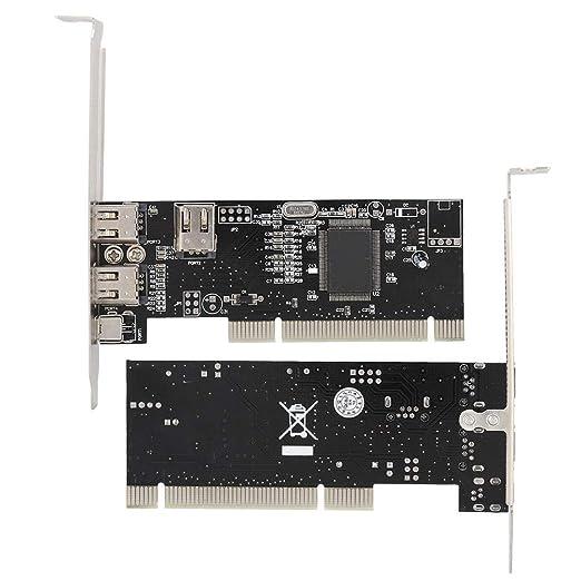 Tonysa 1394 400Mbps Tarjeta Capturadora de Video PCI Digital ...