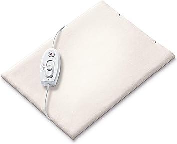Sanitas SHK 18 Heizkissen Baumwolle 3 Temperaturstufen 100 Watt Weiß