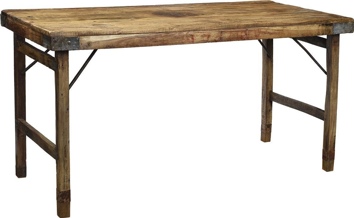 Amazon Com Dovetail Furniture Folding Table Dovetail Vintage Teak