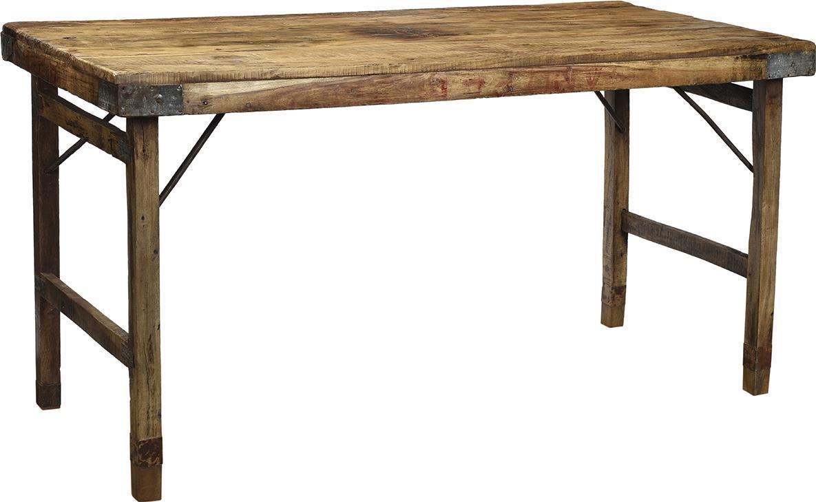 Amazon Com Dovetail Furniture Folding Table Dovetail Vintage Teak
