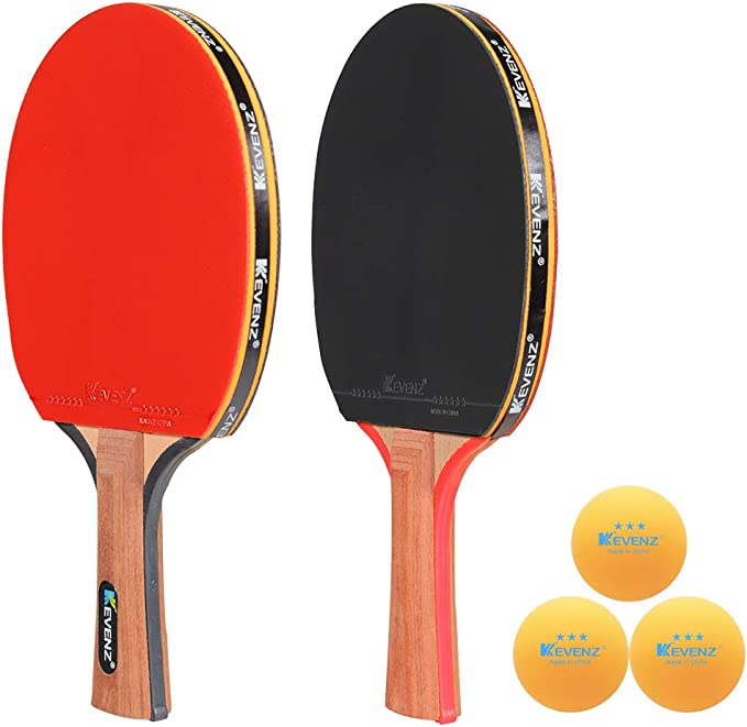 KEVENZ Ping Pong Paddle