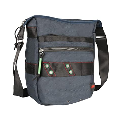 f9764396aa Amazon.com  Larswon Vertical Messenger Bag