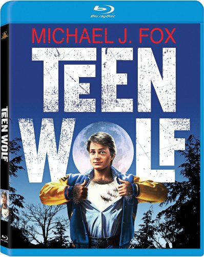 Teen Wolf Blu-ray w/ Halloween Fp -
