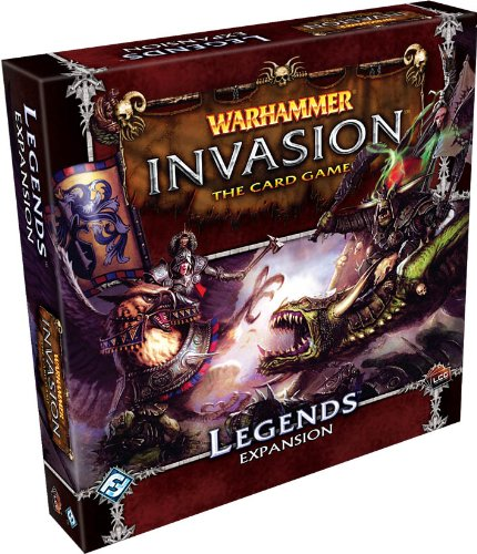 Warhammer Invasion LCG: Legends Expansion by Fantasy Flight Games