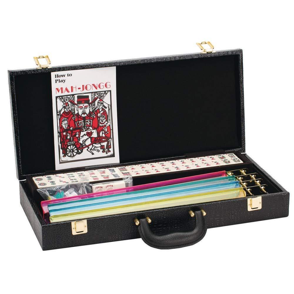 春のコレクション CHH Imports Western Mahjong Set In Imitation Imitation Alligator Imports Texture Texture Case B000BXKM2C, 野津町:38d52d1d --- arianechie.dominiotemporario.com