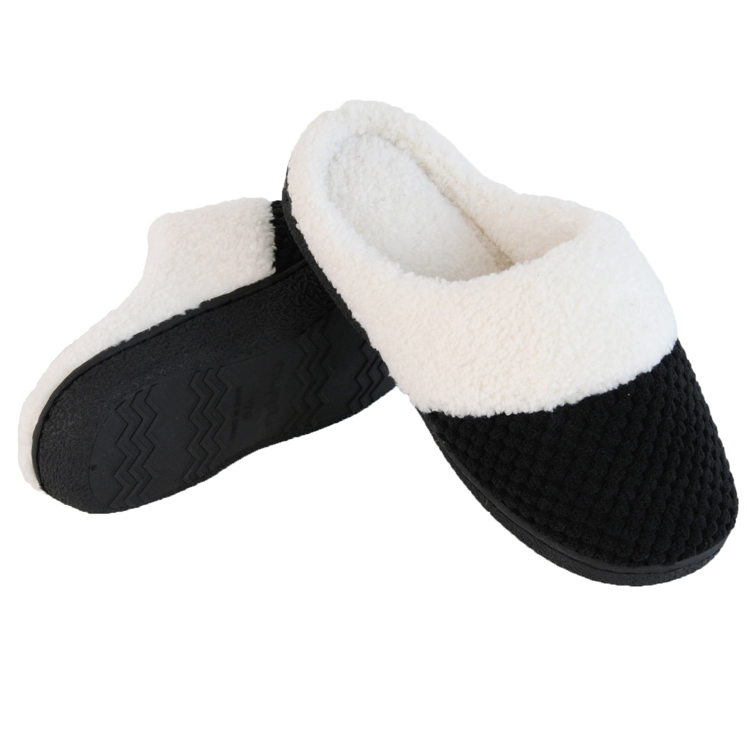 Details about Skechers Memory Foam, Slippers, Soft Insole, New