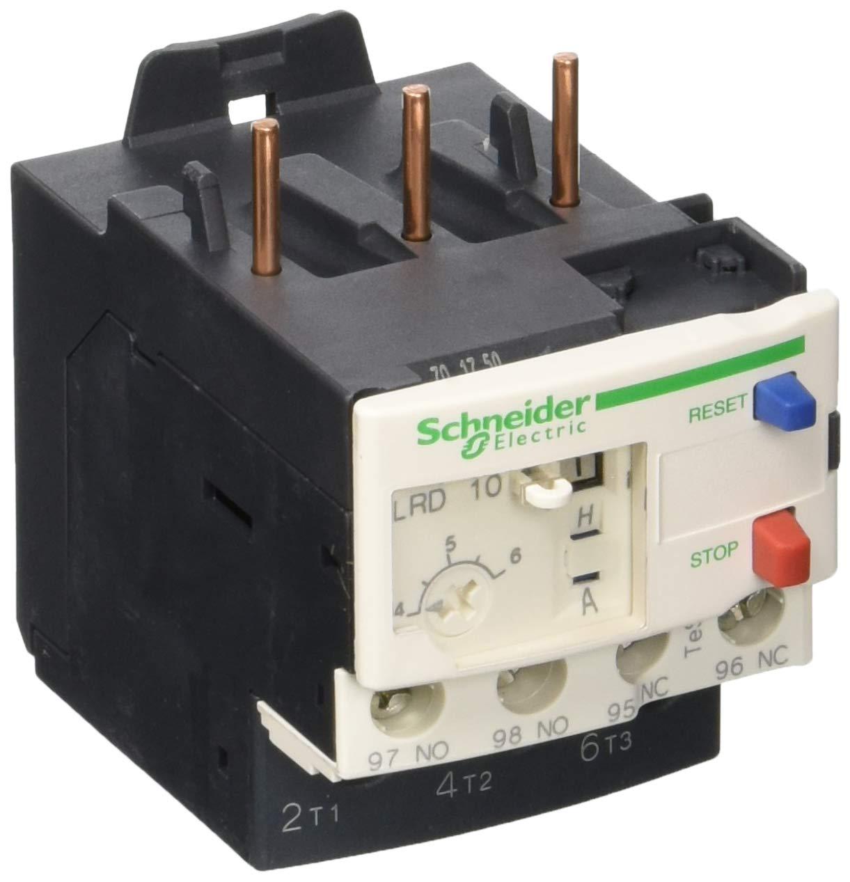 SCHNEIDER ELECTRIC - LRD10 - OVERLOAD RELAY