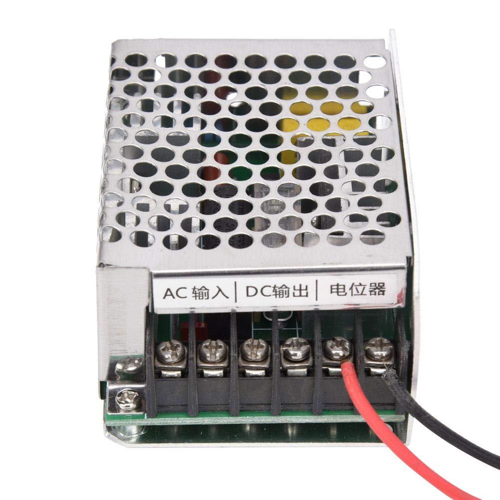 adotta il tiristore BTA41-600B e il ponte raddrizzatore 25A ingresso 220 V CA uscita 220 V 15A Regolatore di Velocit/à Regolatore di Velocit/à del Motore DC