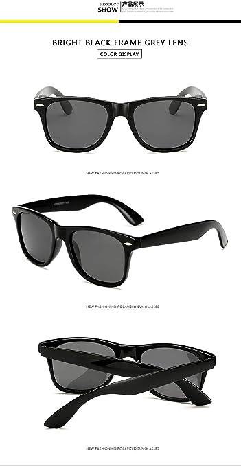 Amazon.com : YLNJYJ Gafas De Sol Polarizadas Hombres ...