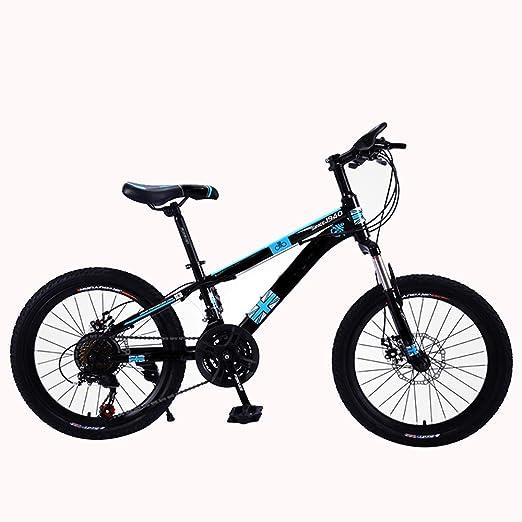 YUMEIGE Bicicletas Bicicleta Infantil de 21 velocidades, Bicicleta ...