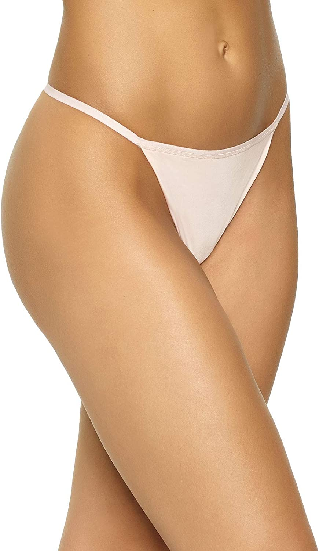 FelinaSuper Comfortable Super Stretchy Lace ThongPanty5-PackLow Rise