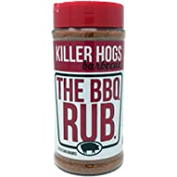 Killer Hogs Barbecue The BBQ Rub 12oz Jar Professional Cooking Barbecue