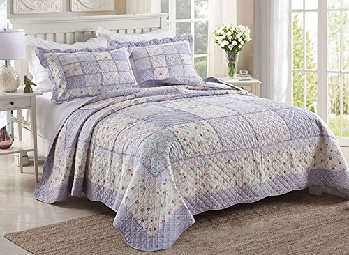 cotton bed quilt - 4