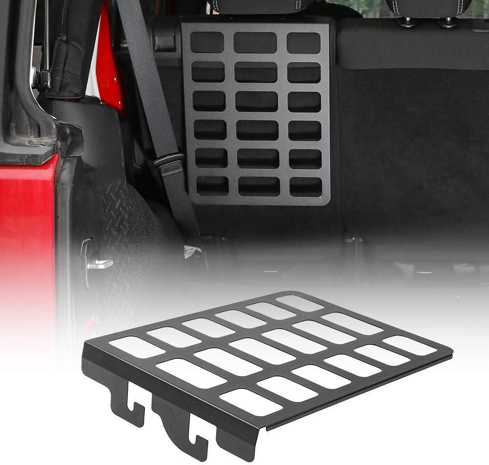 THE BEST DAY f/ür Jeep Wrangler Jk Jku 2011 2018 Getriebe Schaltkonsole Seitliche Aufbewahrungsbox