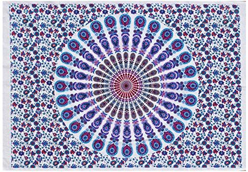 Rectangular Tapestry - 6