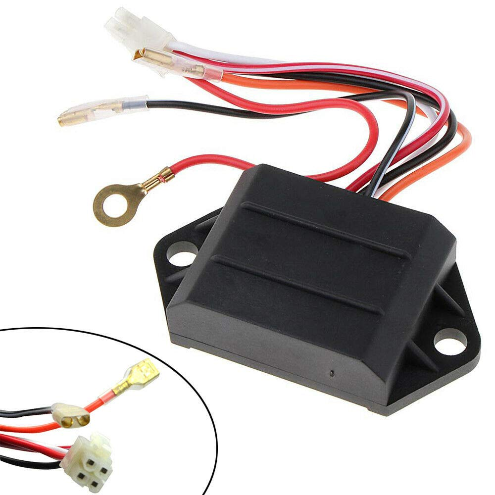 CDI Ignitor Fit EZGO Golf Cart 4 Cycle Gas Model 1991-2002 72562-G01 EPIGC107 US by AWauto