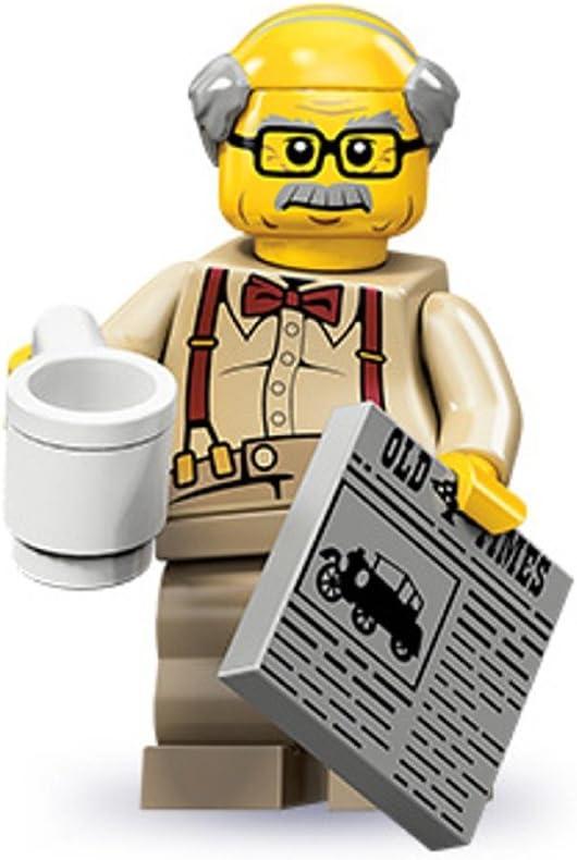 LEGO Series 10 Minifigure Grandpa (71001)