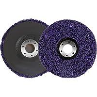 NACTECH 2pcs Disco Abrasivo de Policarburo 125mm Discos