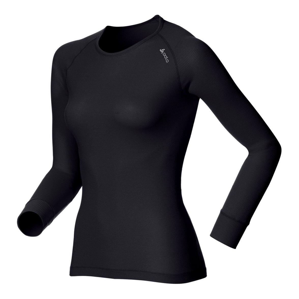 Odlo Damen Shirt Long Sleeve Crew Neck Cubic B005MKCP8S Shirts Shirts Shirts & Blausen Unsere Kleidung gibt Ihnen viel SelbstGrünrauen 4953e3