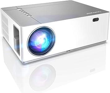 Opinión sobre Proyector Full HD 1080p Nativo BOMAKER, 5D Corrección Digital de ± 50 °, 7200 Lúmenes, Contraste 9000:1, para Cine en casa, Apto para Powepoint, Parrot I