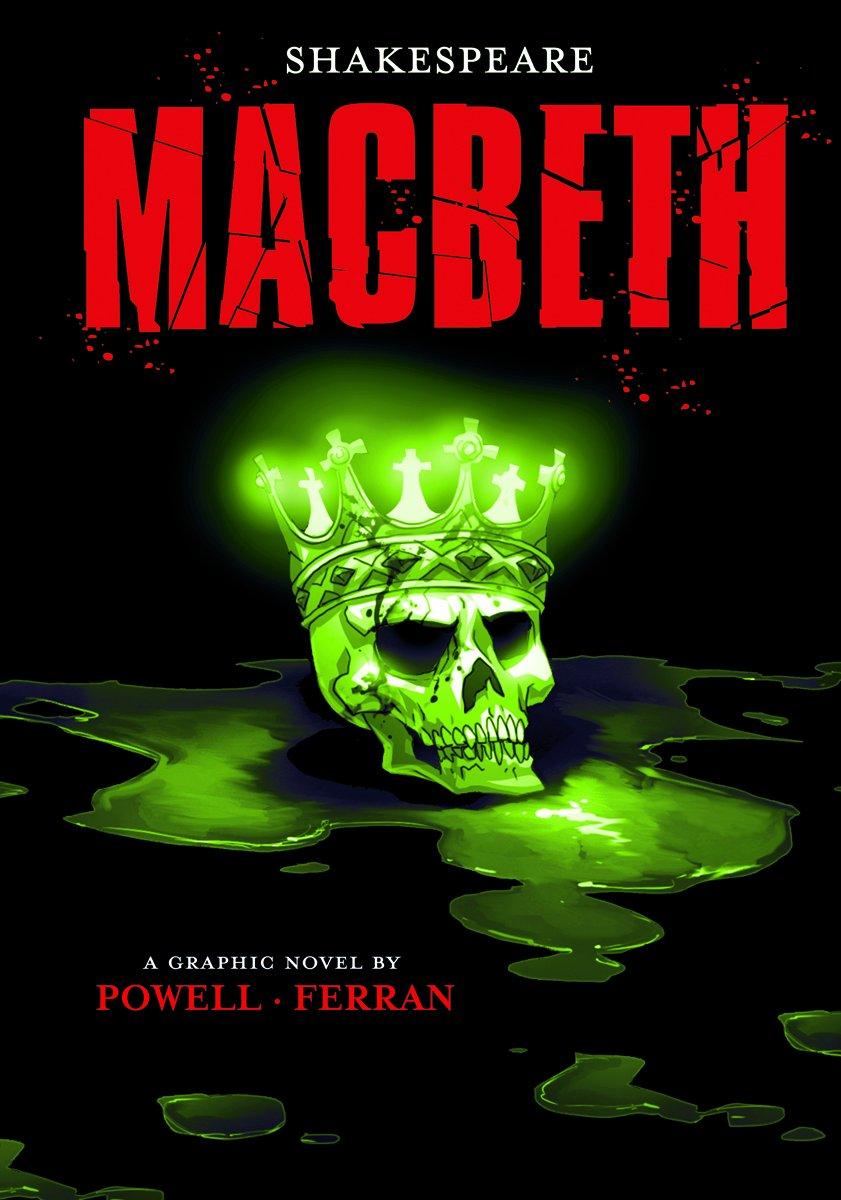 Macbeth (Shakespeare Graphics): Martin Powell, William Shakespeare ...