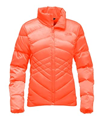 The North Face Women s Aconcagua Jacket - Nasturtium Orange - XS (Past  Season) 414b13224