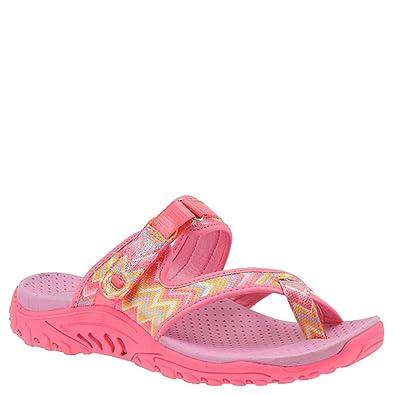 c31591720b8b Skechers Kids Girl s Reggae - Summers 86777L (Little Kid Big Kid) Hot Pink