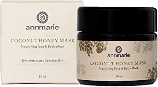 product image for Annmarie Skin Care Coconut Honey Mask - Extra Virgin Coconut Oil Mask with Mountain Wildflower Honey (50 Milliliters, 1.7 Fluid Ounces)