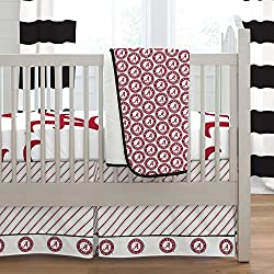 Carousel Designs University of Alabama 3-Piece Crib Bedding Set