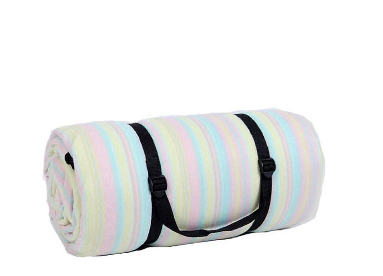 Outdoor Picknick-Decke Wasserdicht Polyestergewebe Die Ganze Familie Camping Decke Yoga Decke Faltbar 300  300cm,G-300300cm