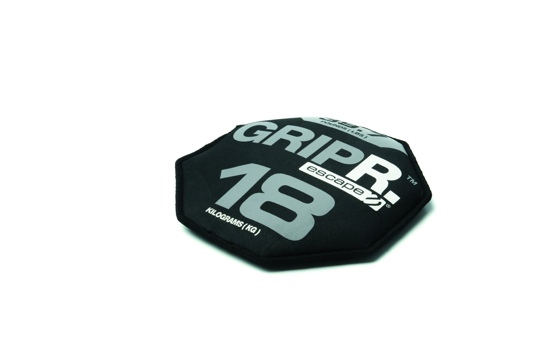 Escape Fitness USA GRIPR Resistance Trainer, Grey, 18kg/39lbs