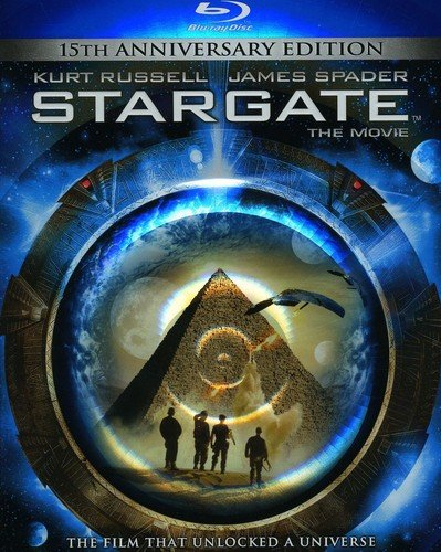 Blu-ray : Stargate (15th Anniversary Edition) (Extended Cut) (Extended Edition, Anniversary Edition, Widescreen, Dolby, AC-3)