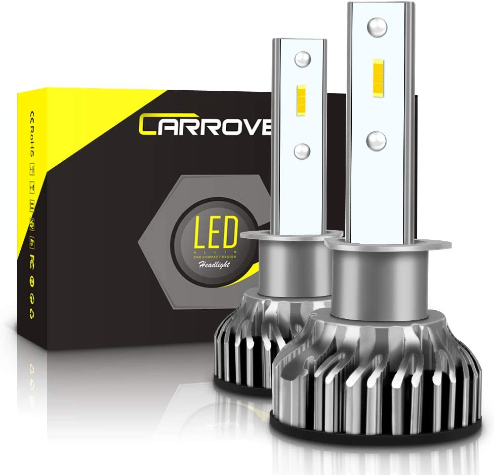 H1 LED Headlight Bulbs