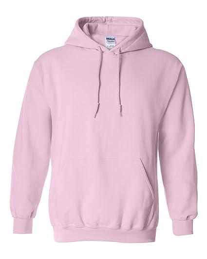 a820dee87f06 Gildan G185 Heavy Blend Adult Hooded Sweatshirt at Amazon Men s Clothing  store  Athletic Hoodies