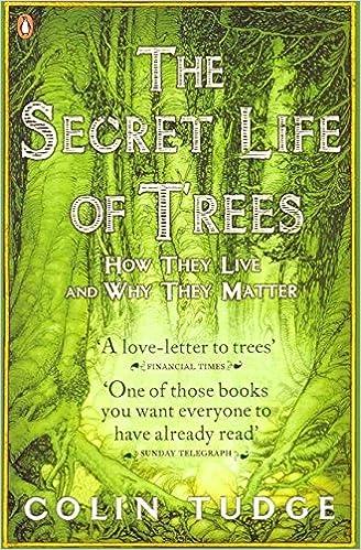 Book Secret Life of Trees (Penguin Press Science)