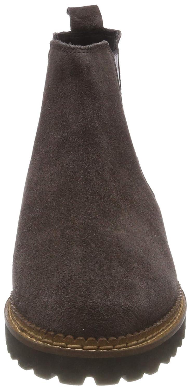 Sioux Damen Vesela-172 Chelsea Stiefel, 007) Schwarz Grün (Forest 007) Stiefel, aef833