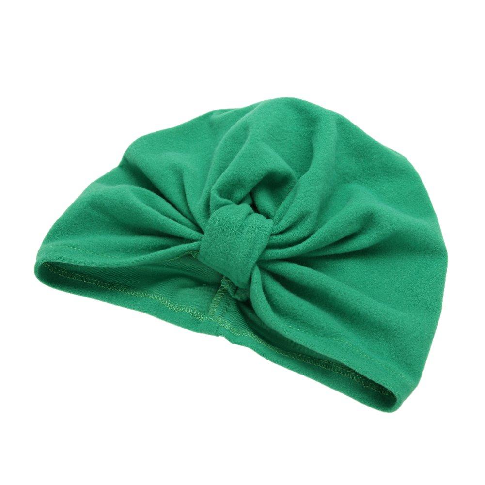 ttnight TTnigt Newborn Baby Infant Hat Cotton Knitted Bow Hat Soft Cap Beanie for Boys Girls