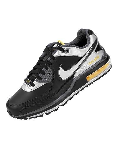52805eccd2c9 Nike air max ltd 2 316391-22 homme chaussures noir [42 -us 8,5 ...