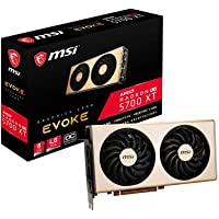 MSI Radeon 8 GB GDDR6 256-bit Evoke OC Graphics Card + AMD Gift