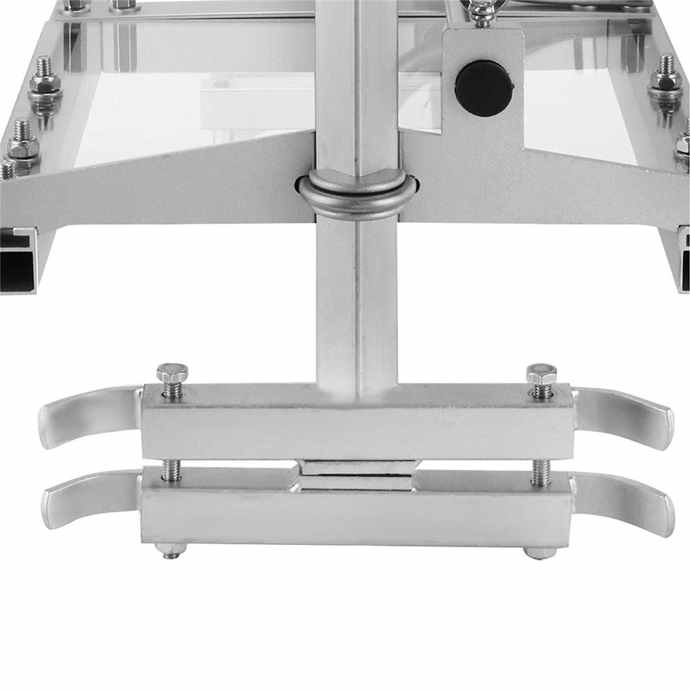 HUKOER Herramientas de Madera Molino de Motosierra Port/átil de Aluminio Acero con Longitud de Tablas Ajustable 14-36(36 Pulgadas)