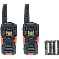 Cobra Electronics AM 1035 - Walkie Talkie con Linterna LED Incorporada, color negro