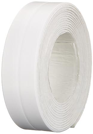 Duschwanne abdichten ohne silikon  CON:P Abdichtband (PVC frei), Dauerhafte Abdichtung von Badewannen ...