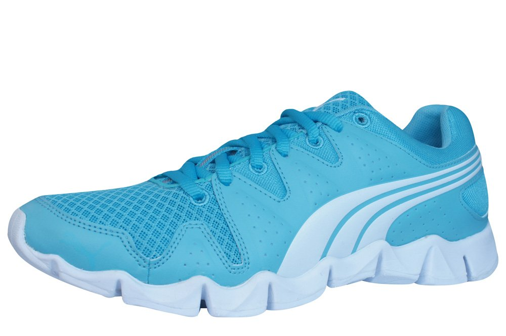 Puma Shintai Runner Zapatillas de deporte corrientes de las mujeres - Zapatos - Azul 40 EU|Blue