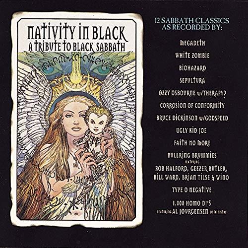Top nativity in black