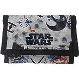Star Wars Rogue one Porte-monnaie, noir (noir) - STAR004009