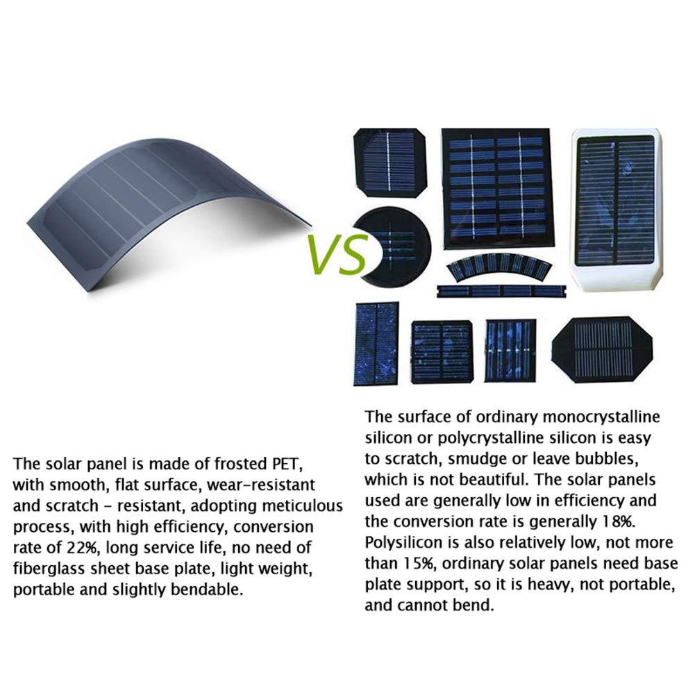 Mochila de Senderismo con Cargador de Panel Solar y Bolsa de Agua de 2L para IR de excursi/ón Caza y al Aire Libre Yunt Mochila Solar